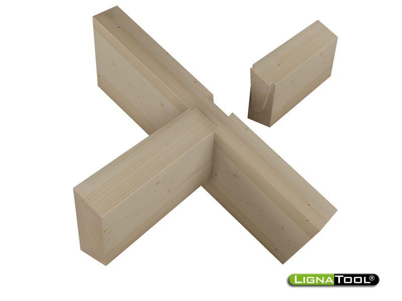 Holzverbindungen schwalbenschwanz lignatool for Holzverbindungen herstellen